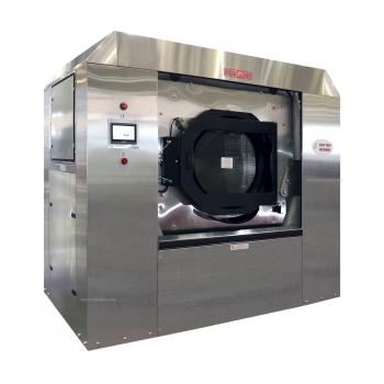 Стирально-отжимная машина Вязьма для стирки и отжима грязезащитных резиновых ворсовых ковров