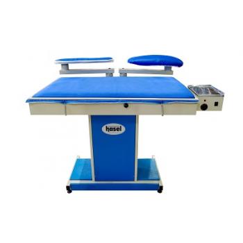 Промышленный гладильный стол Hasel GP-032KI