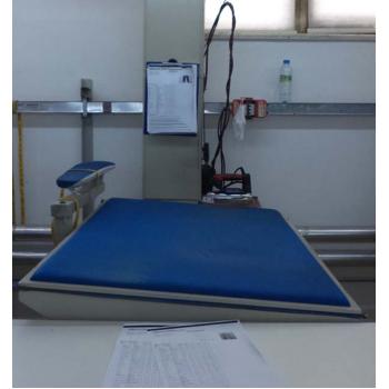 Промышленный гладильный стол Hasel GP-03TI