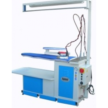 Промышленный гладильный стол Hasel KBBJ-02