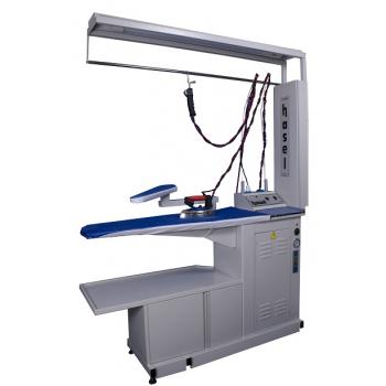 Промышленный гладильный стол Hasel KUB-2D